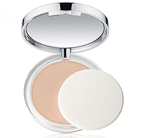 Clinique Almost Powder Make-up Foundation SF15, Nr. 06 Deep, 1er Pack (1 x 10 g) (Clinique Foundation, Puder)