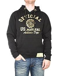 17de77460208 US Marshall Hoodie Pullover mit Kapuze in verschiedenen Farben
