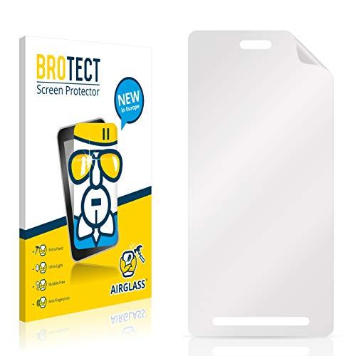 BROTECT Panzerglas Schutzfolie für Smartisan T1 - Flexibles Airglass, 9H Härte, Anti-Kratzer