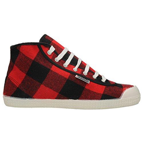 Kawasaki, Sneaker uomo Rosso rosso 44