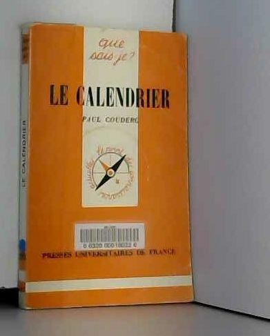 Calendrier (le)