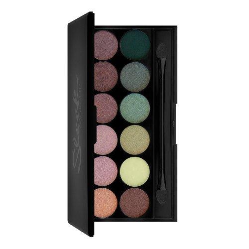 Sleek MakeUP i-Divine Lidschatten Palette Garden of Eden mit Spiegel, 1er Pack...