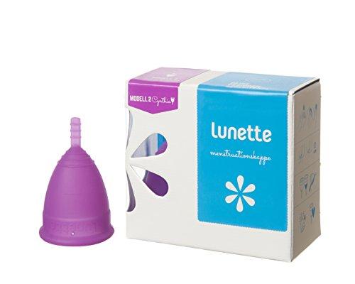 Lunette Menstruations Kappe Modell 2 thumbnail