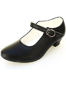 Scarpe scarpini neri da danza Fl