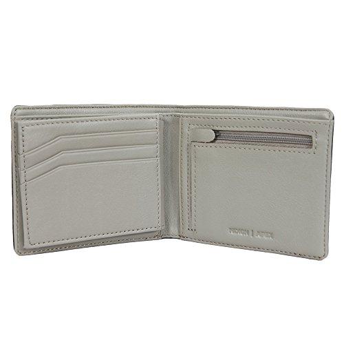 Apex Big Bill Tri-Fold Wallet black line