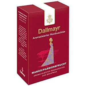 Dallmayr Thé Rooibos Mangue - Fruit de la Passion