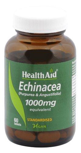 Health Aid Echinacea Blend Combinaison D'echinaceas 60Comp.