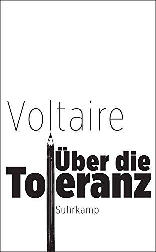 Buchseite und Rezensionen zu 'Über die Toleranz (suhrkamp taschenbuch)' von Voltaire