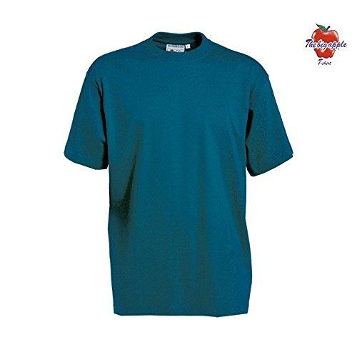 set-5-pezzi-t-shirt-maglietta-the-big-apple-100-cotone-m-blu-royal