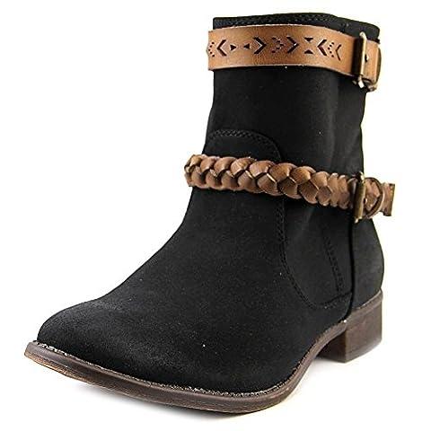 Roxy Skye Damen US 6.5 Schwarz Mode-Stiefeletten