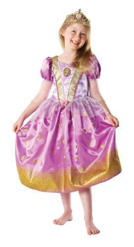 Rubie's 3 880034 L - Rapunzel Glitter Kostüm, Größe L
