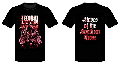 Legion Of The Damned - Slaves of The Southern Cross T-Shirt (XL) (Southern T-shirt)