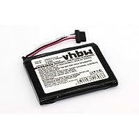 vhbw Li-Ion batería 790mAh (3.7V) para sistema de navegación GPS Pioneer AVIC-F320BT, CXE2188 y 338937010176.