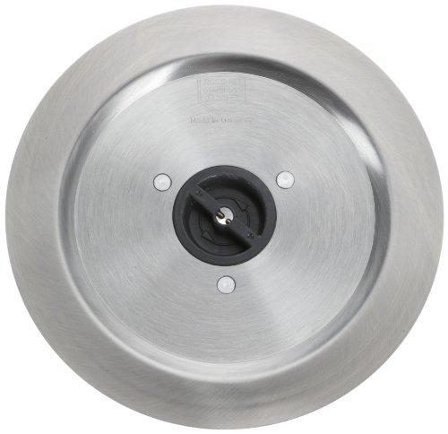 Graef, 145350, lama speciale per affettatrice, acciaio inossidabile, diametro 17 cm, argento