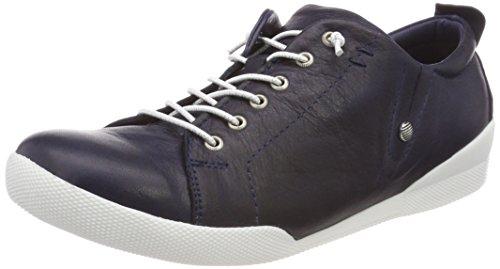 Dunkelblau Blau Sneaker Andrea 0345724 Conti Damen UXqwCxSBC