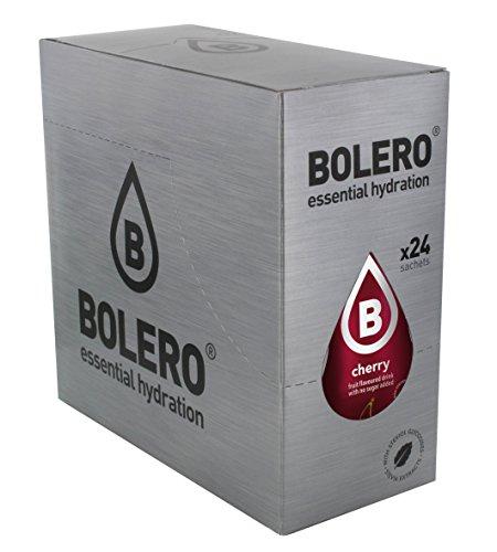 Bolero Essential Hydration 24 buste x 9 g gusto ciliegia