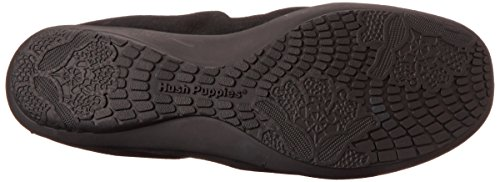 Hush Puppies Lydia Ceil Slip-on Mocassins Black nubuck