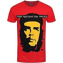 Rage Against the Machine Herren T-Shirt Che rot