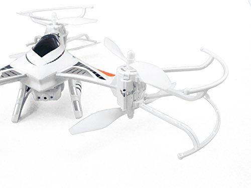 efaso CX-33W - FPV WiFi Tricopter Cheerson 2.4 GHz, 4-Kanal Tricopter mit 720p WIFI HD-Kamera, Höhenbarometer und automatischer Start- und Landefunktion - 8