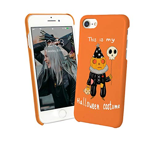 ull Pumpkin Pie Scary_002034 Protective Case Cover Hard Plastic for Huawei P20 Pro (2018) Funny Gift Christmas for Him for Her ()