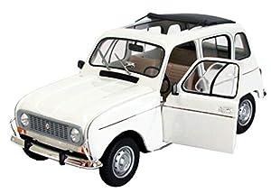 EBBRO 500025002 - Kit de plástico Renault 4L, 1:24