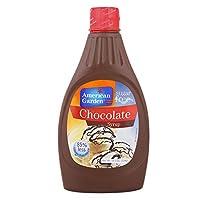 American Garden Garden Syrup Chocolate - 524 gm
