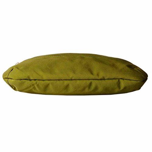 Baggallini LZP474, Borsa a tracolla donna verde Curry taglia unica Curry