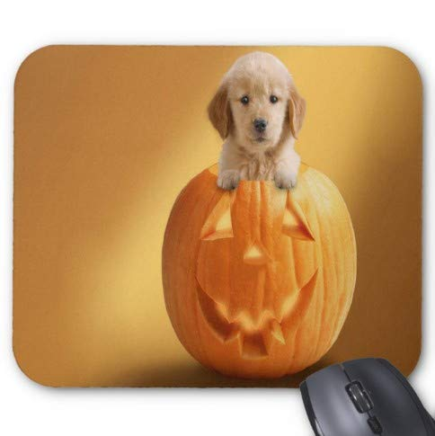 Mauspad carino halloween Design pro Desktop und Laptop 1 Größe 22x18cm
