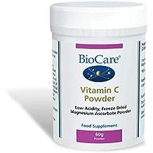 Biocare Vitamin C polvo, 60g