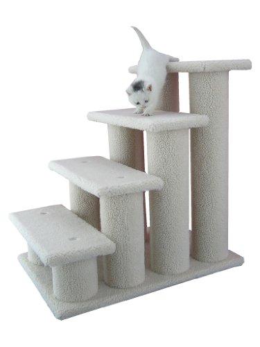Armarkat Treppen und Stufen für Haustiere, Rampe für Katzen und Hunde -