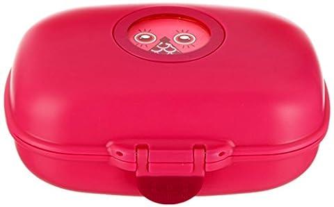 Monbento MB Gram Raspberry - La boîte à goûter
