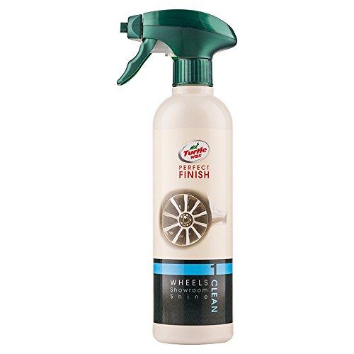 Turtle Wax FG7385 Spray Limpia Llantas, 500 ml