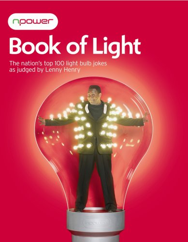 Price comparison product image The npower Book of Light: The Nation's Top 100 Light Bulb Jokes as judged by Lenny Henry