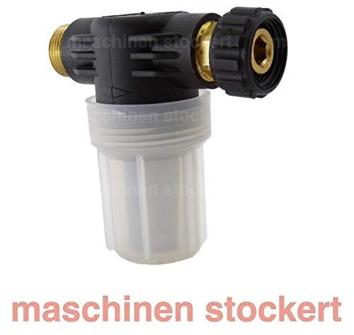 Kränzle Wassereingangsfilter Ein- und Ausgang in Messing 13.3003