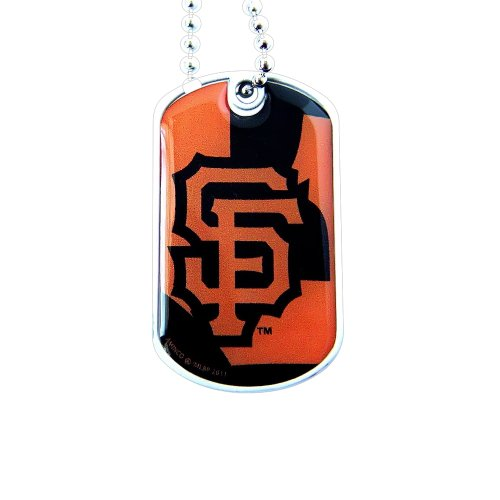 mlb-san-francisco-sf-giants-dog-tag-necklace-charm-chain