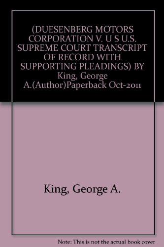 -duesenberg-motors-corporation-v-u-s-us-supreme-court-transcript-of-record-with-supporting-pleadings