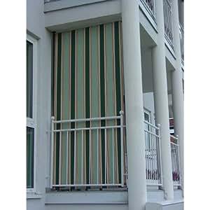 angerer balkon sichtschutz nr 9100 gr n 150 cm breit 2317 9100 garten. Black Bedroom Furniture Sets. Home Design Ideas