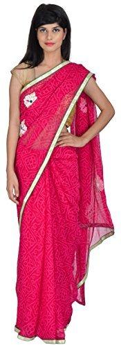 tanishq-designers-womens-georgette-saree-pink
