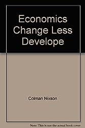 Economics Change Less Develope