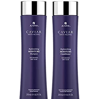 alterna caviar shampoo & conditioner
