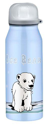 ier-Trinkflasche edelstahl (0,35 Liter) icebear (Die Gläser Zum Verkauf)