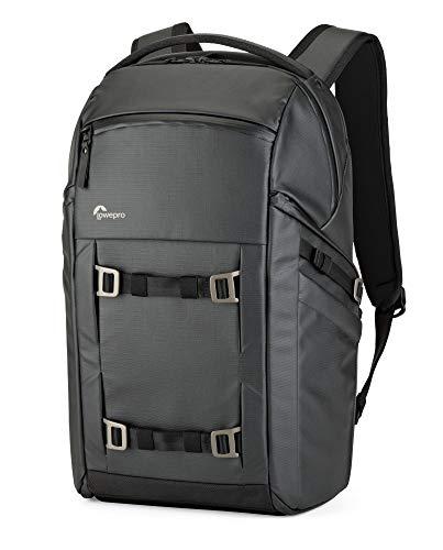 Lowepro FreeLine 350 AW Vielseitiger Tagesrucksack (designed für Reisen, Fotografen und Videografen, geeignet für DSLR, Spiegellose, CSC, Bridgekameras, Objektive, Laptop und Reiseausrüstung) schwarz Lowepro Rucksack