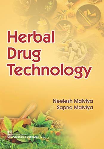 Herbal Drug Technology (English Edition)