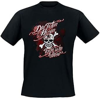 Die Toten Hosen - Tage Wie Diese T-Shirt, schwarz, Grösse XXL