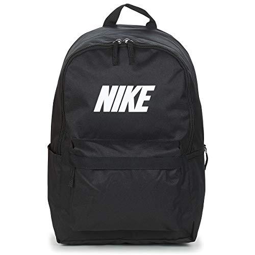 Nike NK Heritage BKPK - Block Rucksäcke Herren Schwarz - Einheitsgrösse - Rucksäcke -