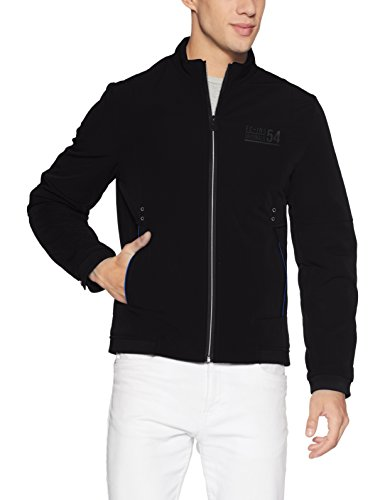 Fort Collins Men's Synthetic Jacket (N0113 AZ_M_Black)