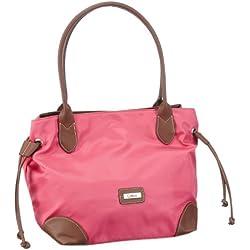 Gabor GRANADA Handtasche 6582 46 Damen Henkeltaschen 42x28x18 cm (B x H x T), Pink (pink 46)