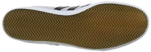 adidas adidasKiel - Scarpe da Skateboard Unisex – Adulto Grigio (Light Solid Grey/core Black/footwear White)