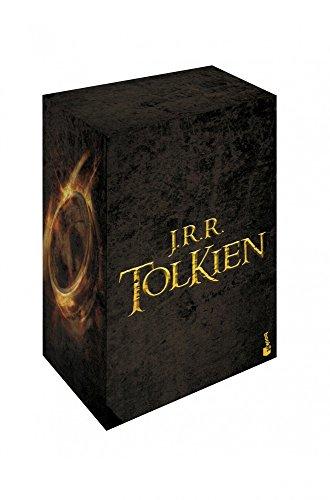 Pack Tolkien (El Hobbit + La Comunidad  + Las Dos Torres + El Retorno del Rey) (Biblioteca J. R. R. Tolkien) por J. R. R. Tolkien
