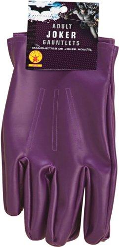 Imagen 1 de Adult's Joker Gloves (disfraz)